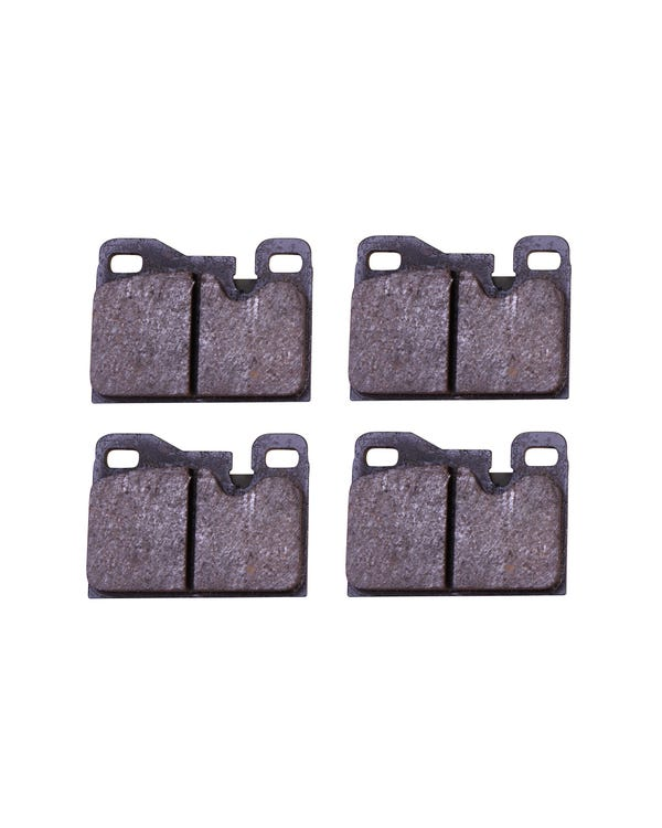Brake Pad Set, Front or Rear