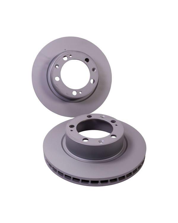 Brake Discs Front (Pair)