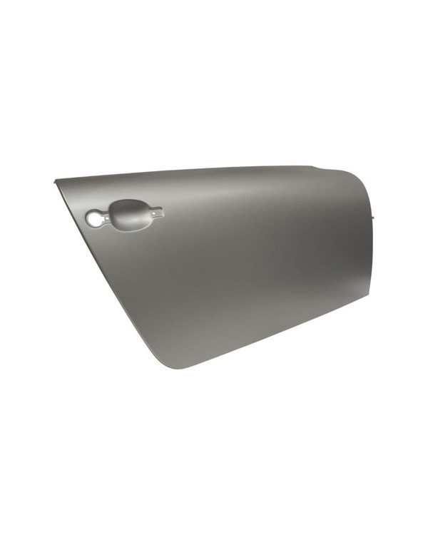 Aluminium Door Skin, Right, for racing use only