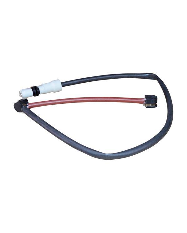 Brake Pad Wear Indicator, Front