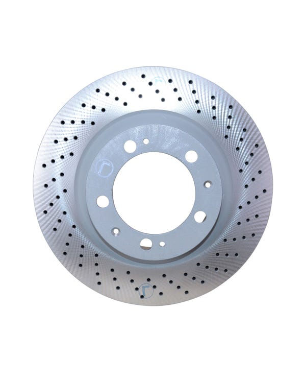 Brake Disc, Front Right