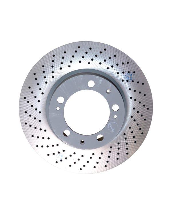 Brake Disc, Front Left