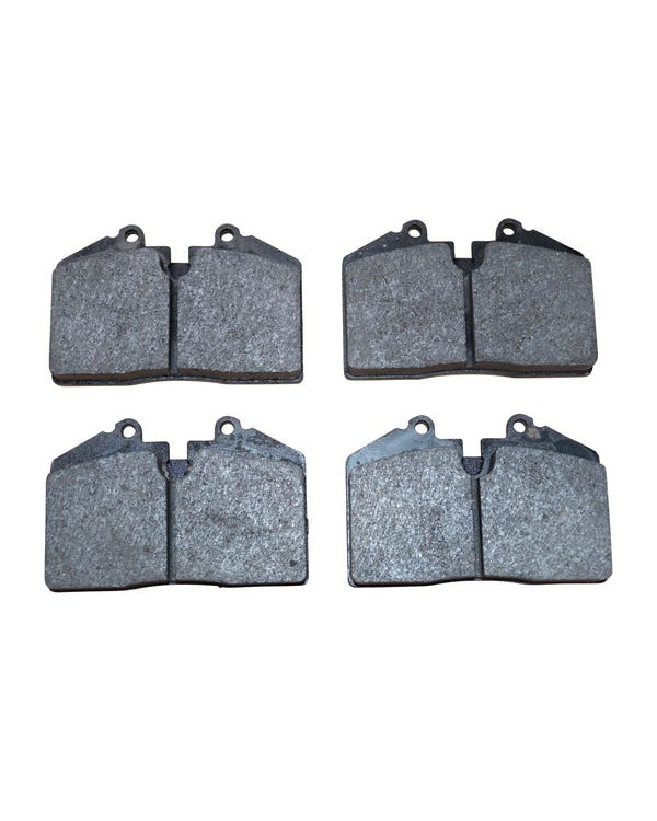 Brake Pad Set, Front or Rear