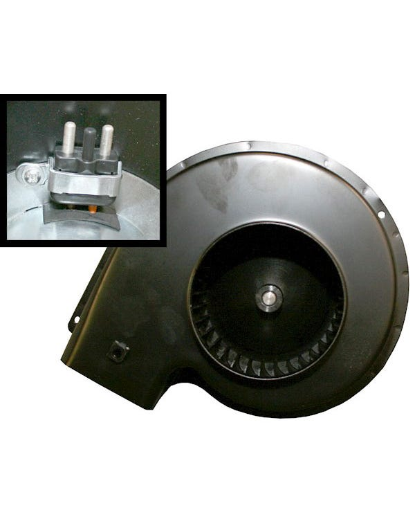 Heater Blower Motor with Housing