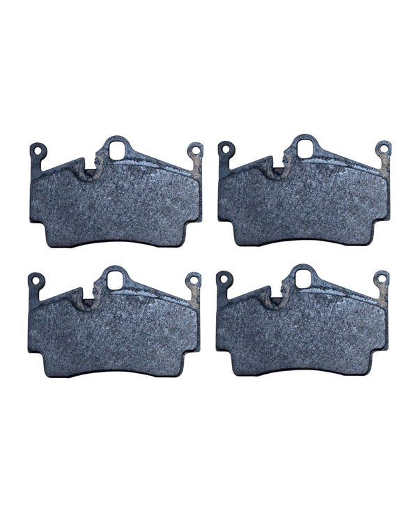 Brake Pad Set, Rear