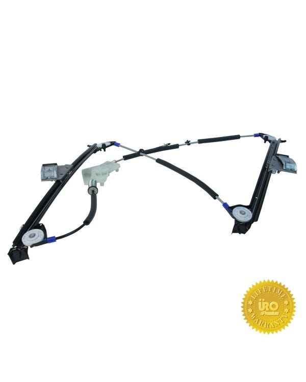 Electric Window Regulator, Left