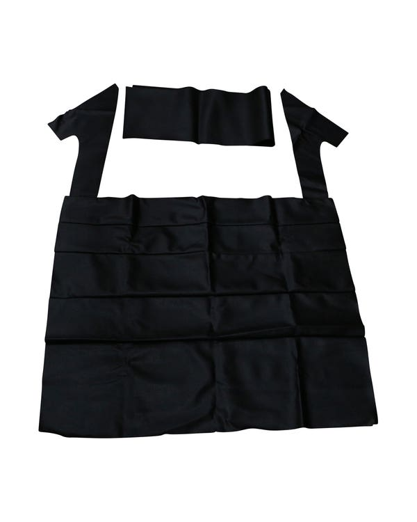 Headliner without Sunroof, Black