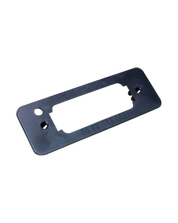 Number Plate Light Seal