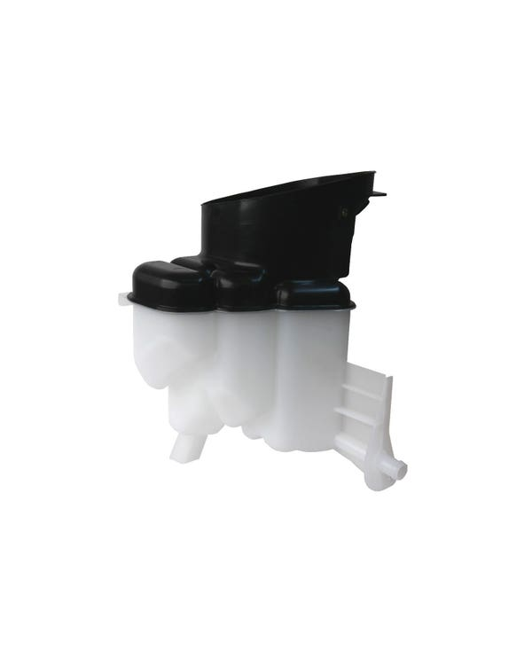 Tanque de expansión sistema de liquido refrigerante.