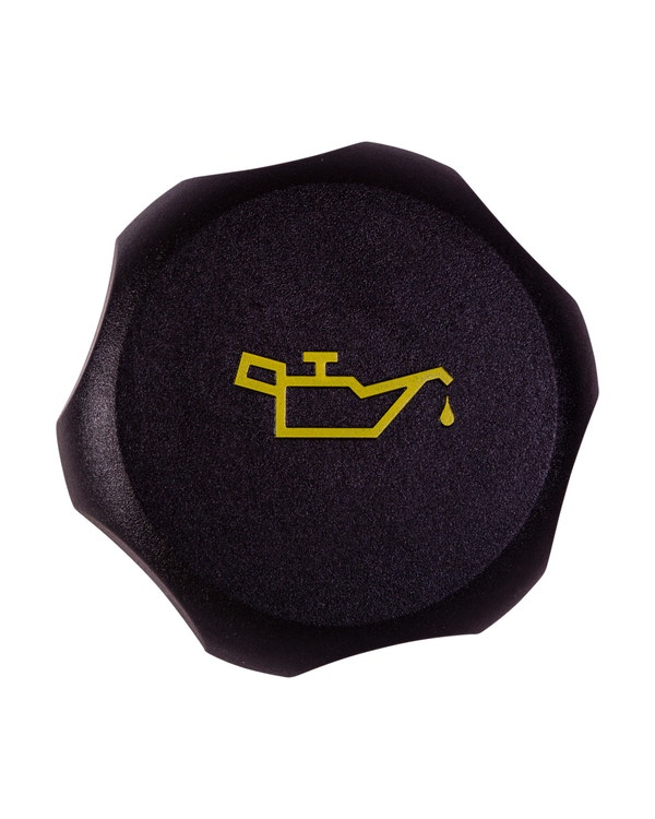 Oil Filler Cap, with O-ring