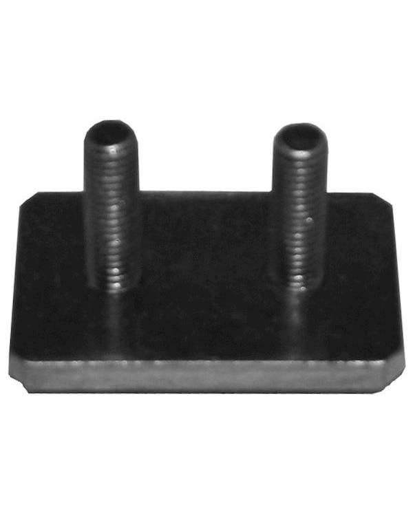 Exhaust Mounting Retaining Plate