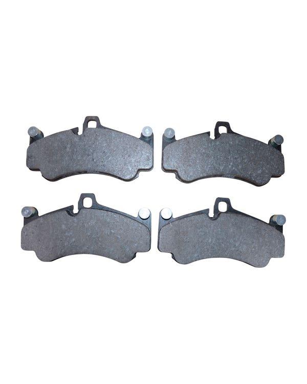 Brake Pad Set, Front, GT2 & GT3