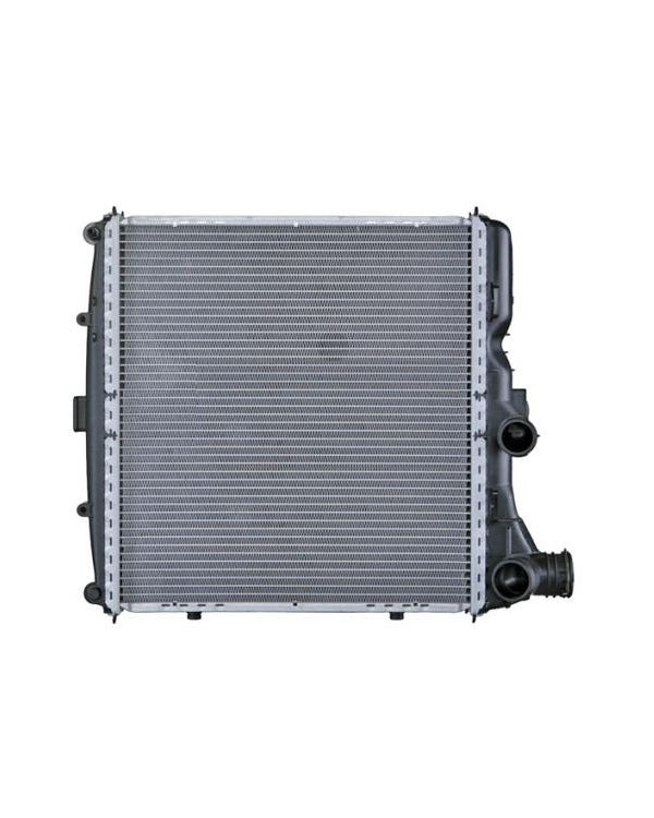 Coolant Radiator, Left