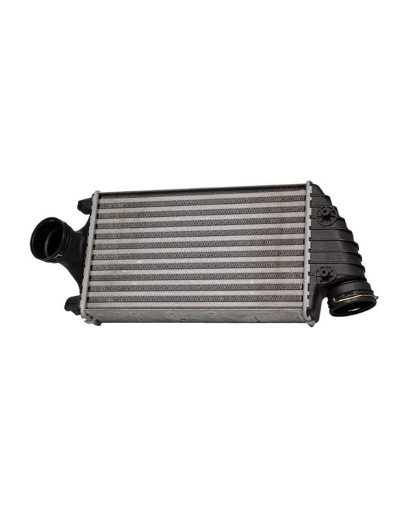 Intercooler, Left