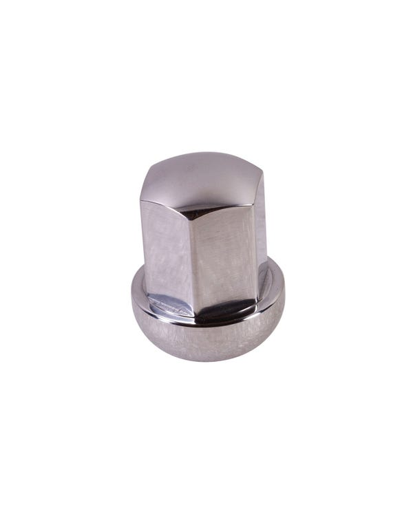 Wheel Nut Chrome Alloy