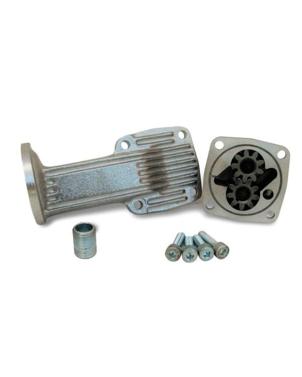 Maxi Pumpe 2 mit Ölfilterhalterung
