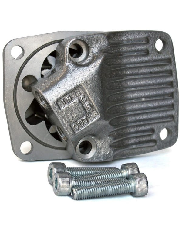 Full Flow Ölpumpe ''Maxi Pump 3'', 1200-1600cc für 3-Nieten Nockenwelle