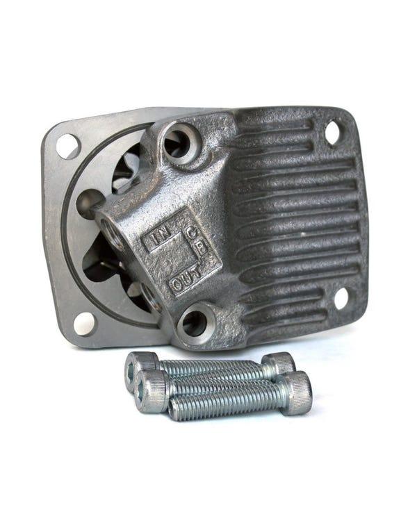 Oil Pump 1700-2000cc for 5 Rivet Camshaft 26mm Maxi 3