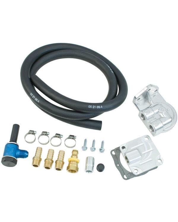 Full Flow Remote Oil Filter Kit