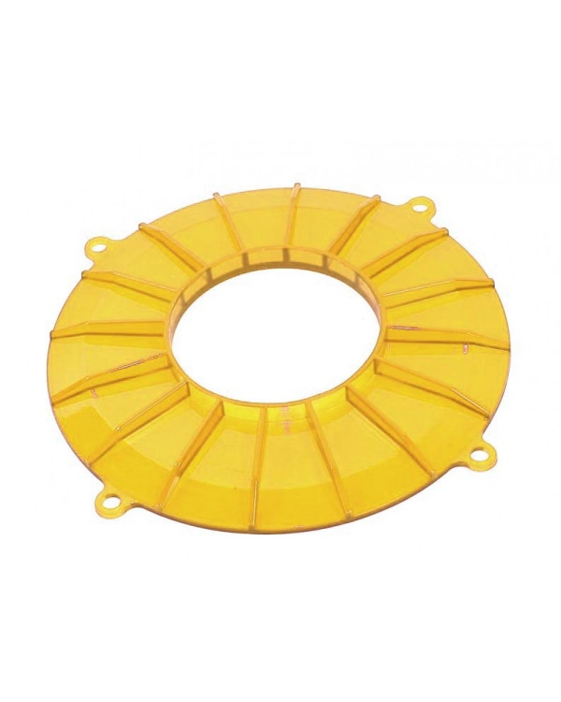 Dynamo/Alternator Backing Plate Cover GOLD