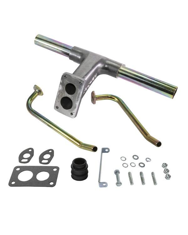 Intake Manifold Kit for Weber 32/36 Carburettor