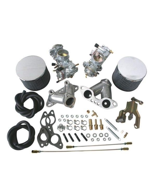 Kit Doble Carburación Solex 34mm