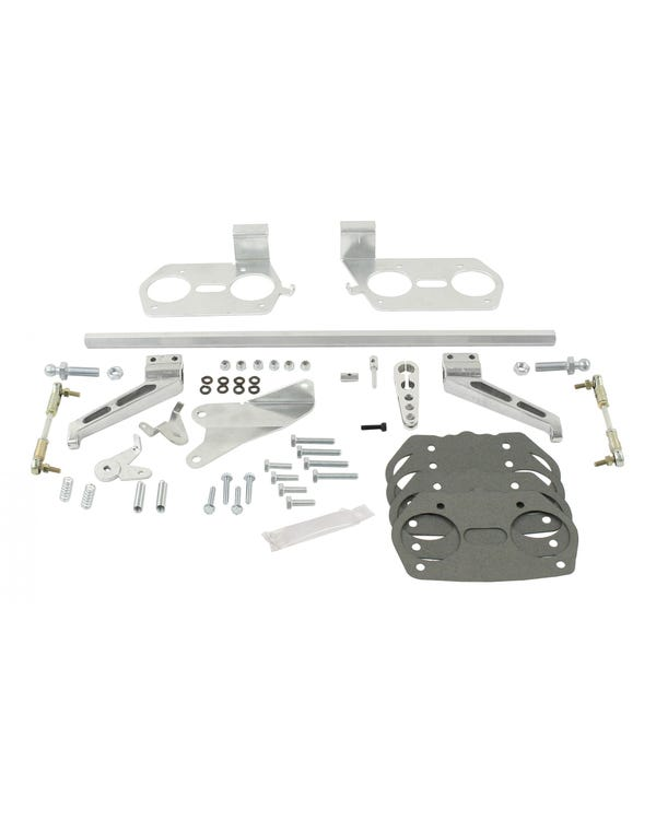 Carburettor Hex Bar Linkage Kit for IDF/DRLA, Type 4