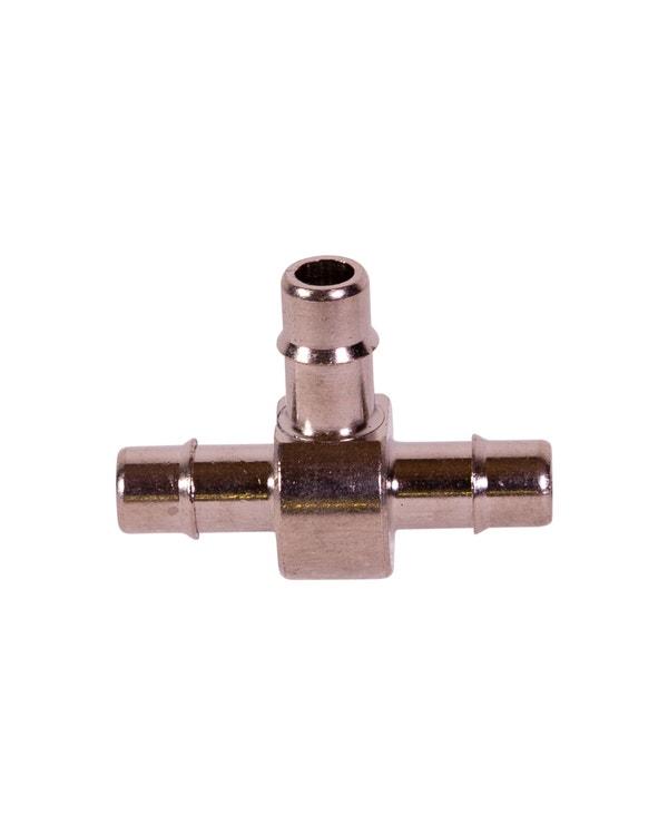 5mm Fuel Hose T Piece