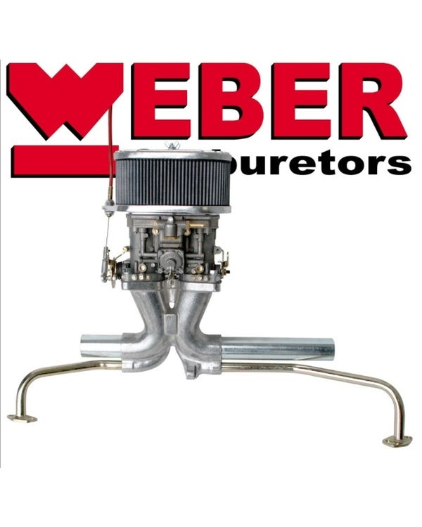 Kit carburador  Weber 40 IDF