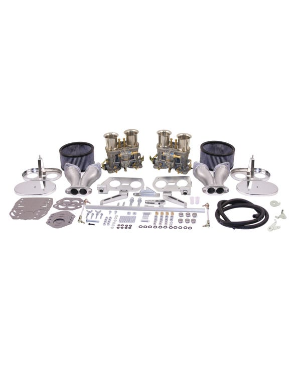 Weber Twin 40 IDF Carburettor Kit, Twin Port