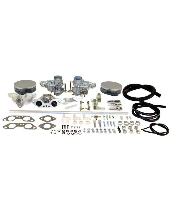 Weber Twin 34 ICT Carburettor Kit, Type 4
