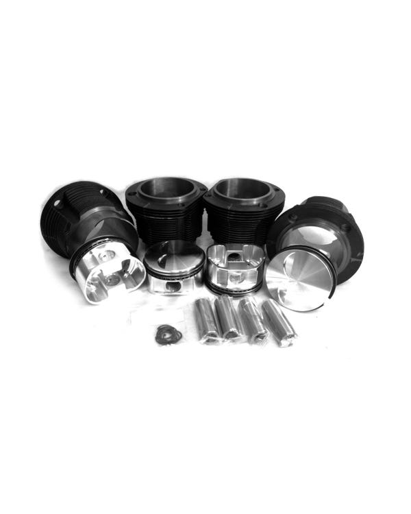 Forged JE Barrel and Piston Kit 96mm for Stroker Engine