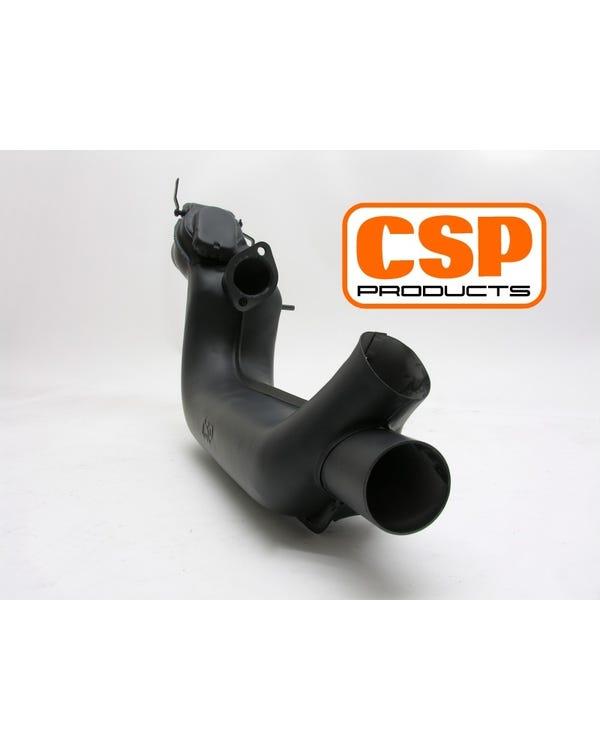 Wärmetauscher, CSP Python, links, 1200cc-1600cc, 42 mm