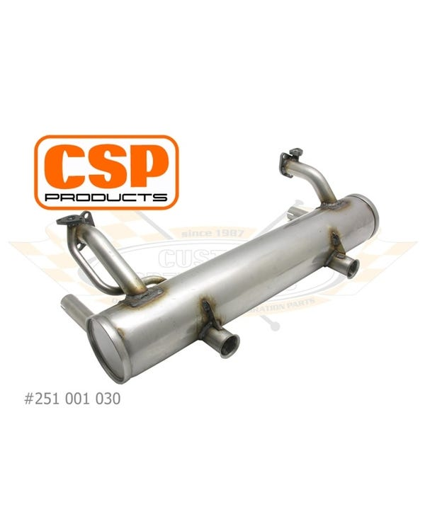 CSP Stock Style Exhaust Silencer for 30HP
