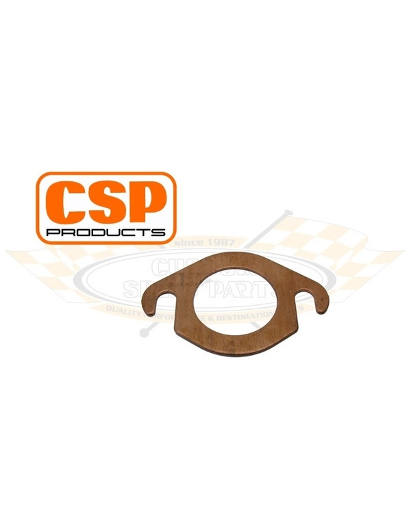 Exhaust Gasket, Copper for Manifold Tube with 45 or 48mm OD, ID 42mm