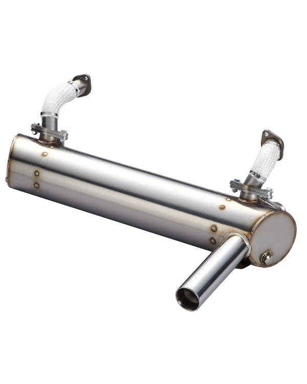 Vintage Speed High Performance Exhaust, Injection