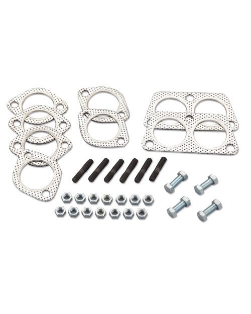 Gasket Set for Equal Length Type 1 Header with Type 4 Muffler