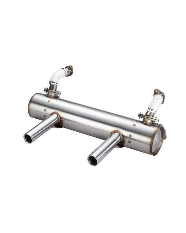 Vintage Speed Classic Sport Super Flow Exhaust