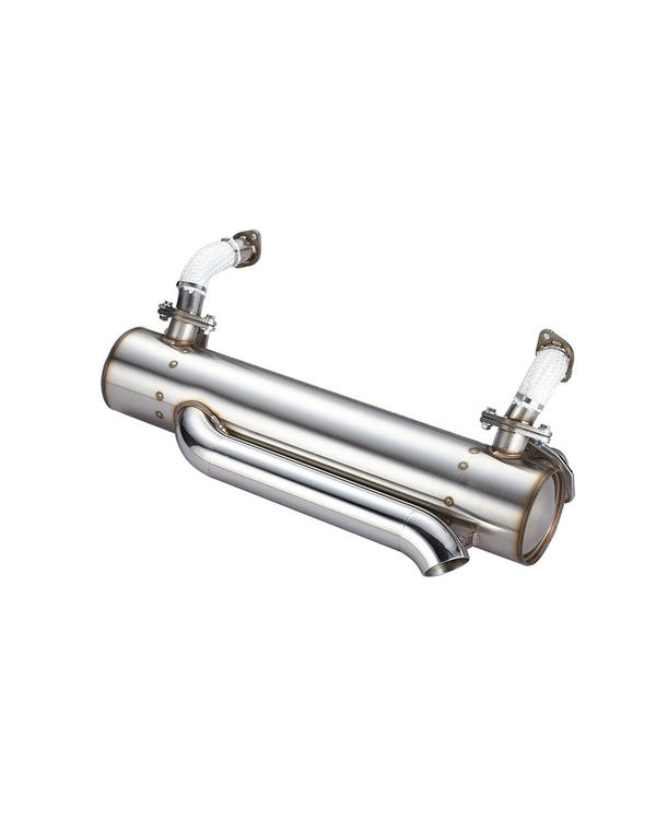 Vintage Speed Extreme Lowered Super Flow Exhaust