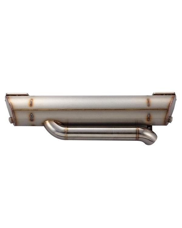 Sileniador escape Vintage Speed Super Flow. T2 bajada de suspension