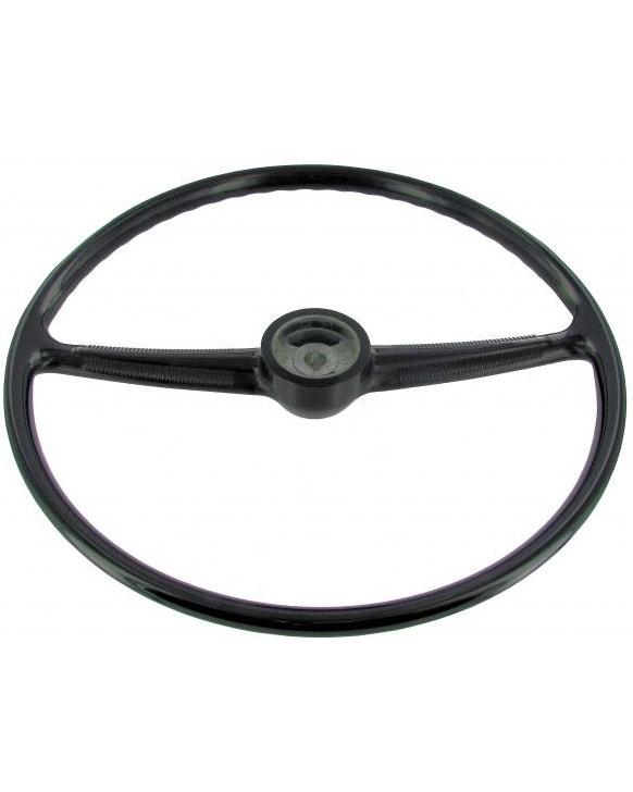 Steering Wheel Black