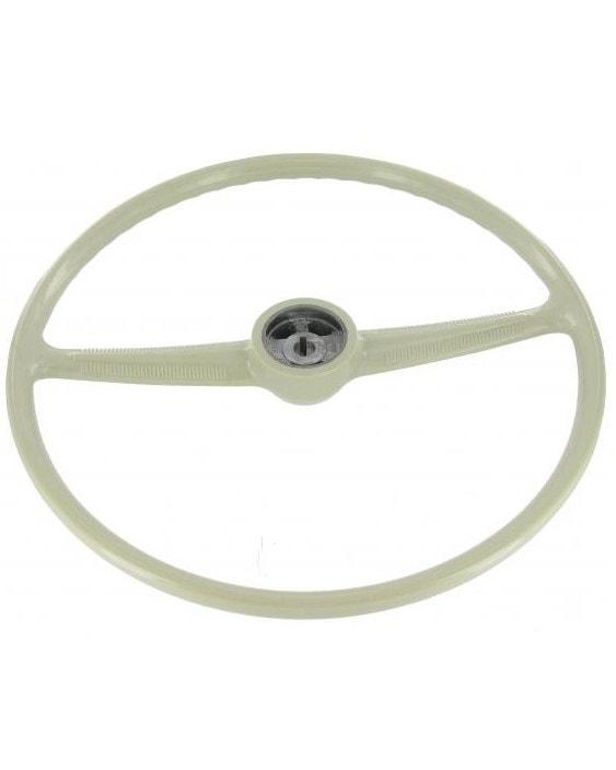 Steering Wheel Grey (Silver Beige)