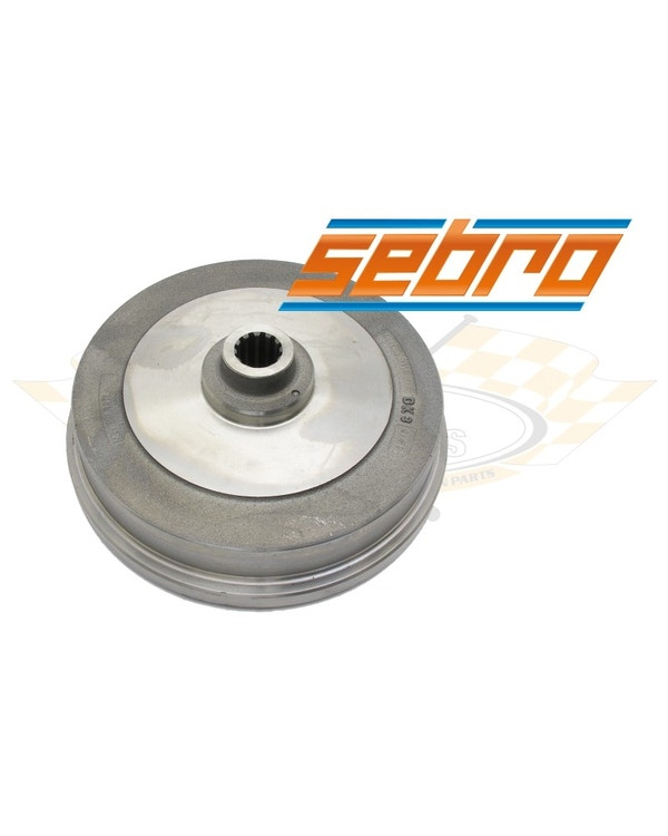 Rear Brake Drum with Blank PCD