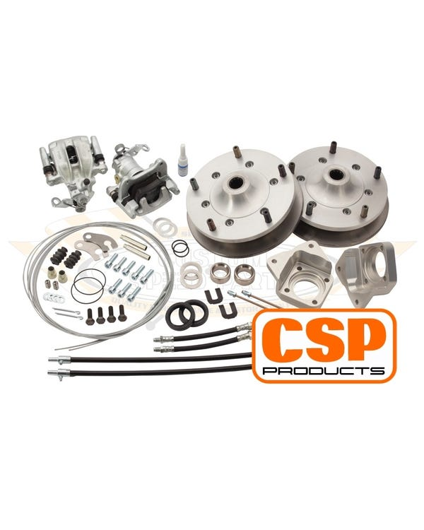 CSP Rear Disc Brake Kit For 5x205 Stud Pattern