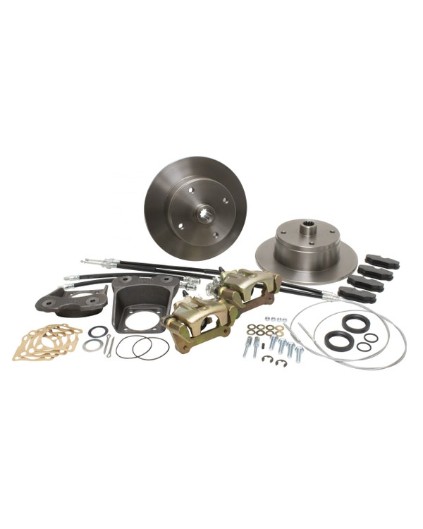 EMPI Rear Disc Brake Kit For 4x130 Stud Pattern