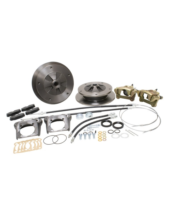 EMPI Rear Disc Brake Kit For 5x205 Stud Pattern