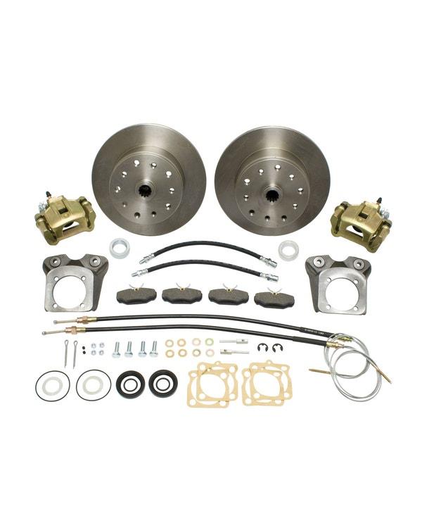 EMPI Rear Disc Brake Kit For 5x130 or 5x4.75'' Stud Pattern