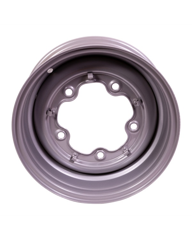 "Standard Style Smoothie Steel Wheel, 6x15"", 5/205 PCD, ET25"