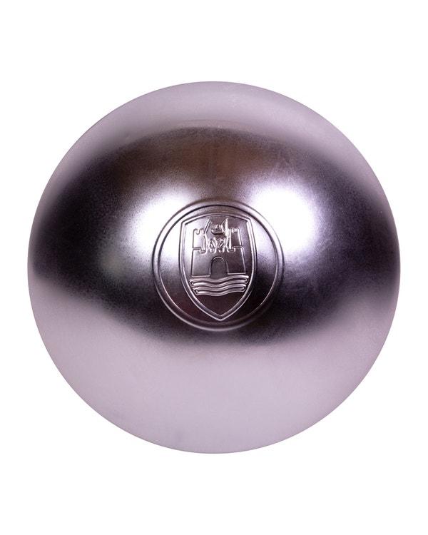 Baby Moon Radkappe mit Wolfsburg Wappen