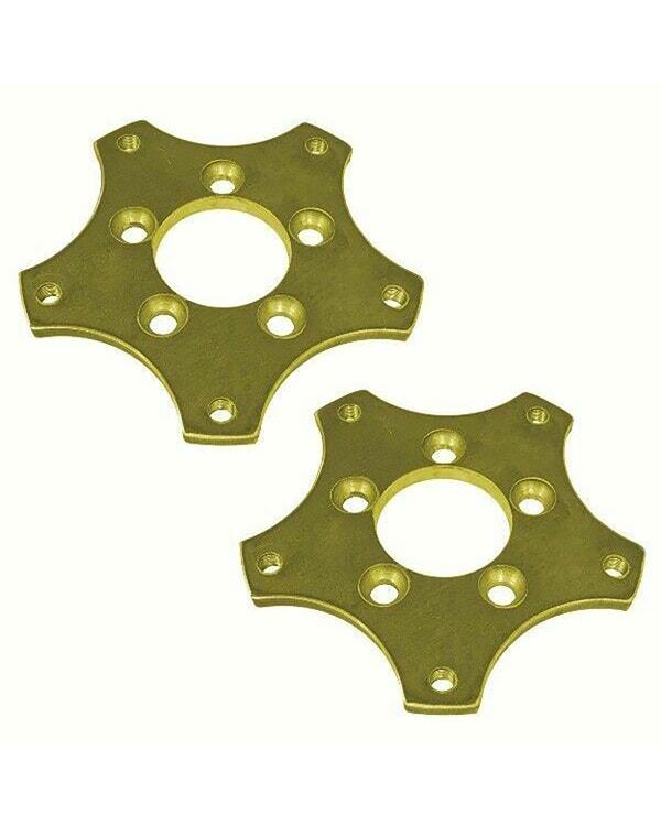 Adaptador EMPI llanta 5/205 a 5/112. 9.5mm ancho